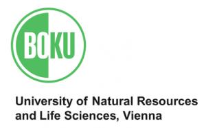 Logo der Universität für Bodenkunde